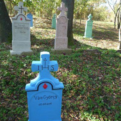 Dömörkapu temető