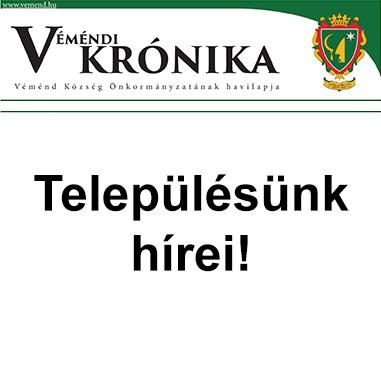 Véméndi Krónika / VIII. évfolyam 1. szám